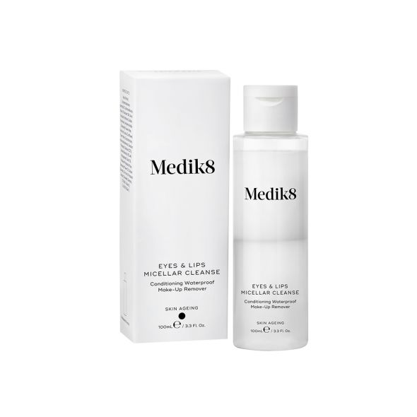 Kosmetika České Budějovice - Eyes & Lips Micellar Cleanse